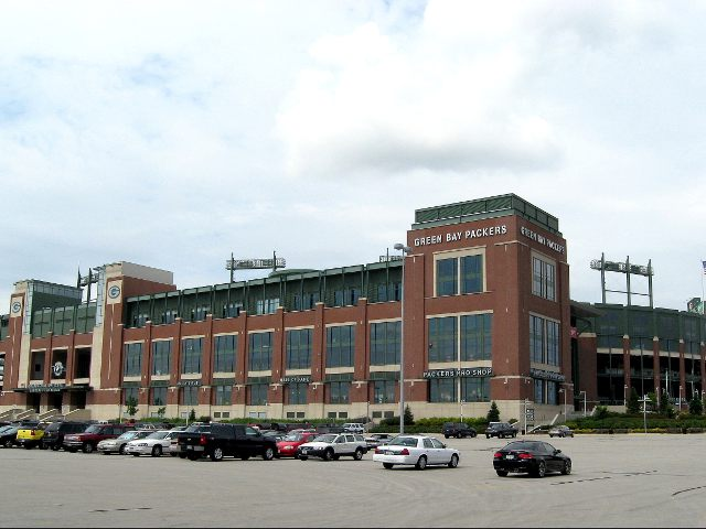 Lambeau Field: Home of the Green Bay Packers